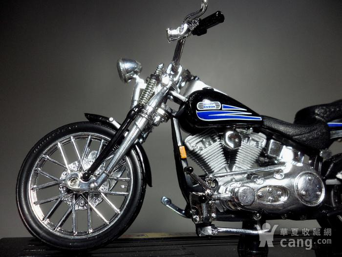 二十多年前的摩托车模型摆件!图8