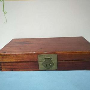 榉木拜贴盒