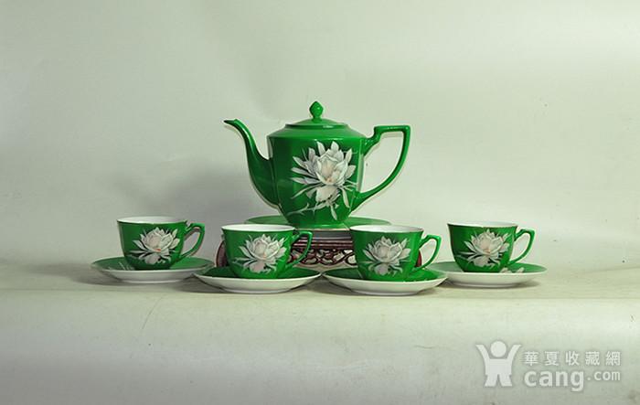 中国唐山瓷茶具一套图1