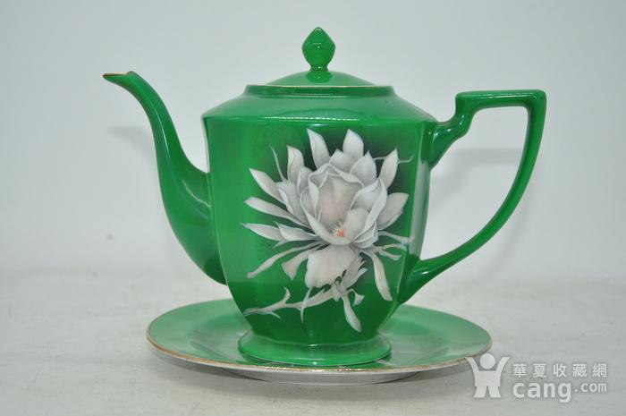 中国唐山瓷茶具一套图2