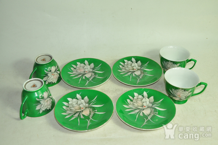 中国唐山瓷茶具一套图7
