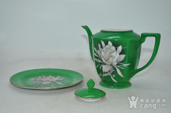 中国唐山瓷茶具一套图4