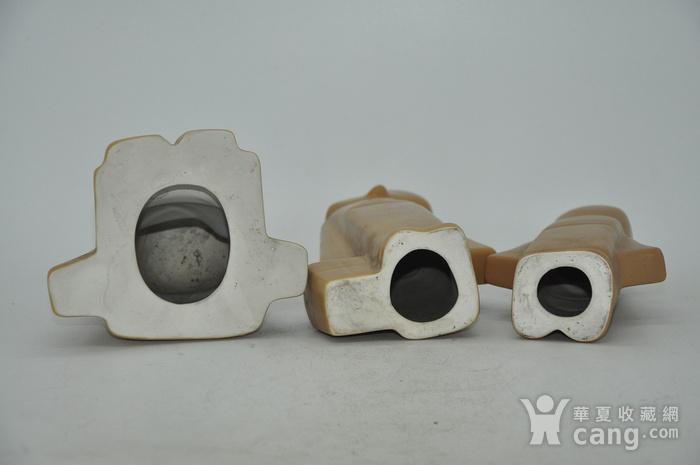 瓷塑三个和尚图3