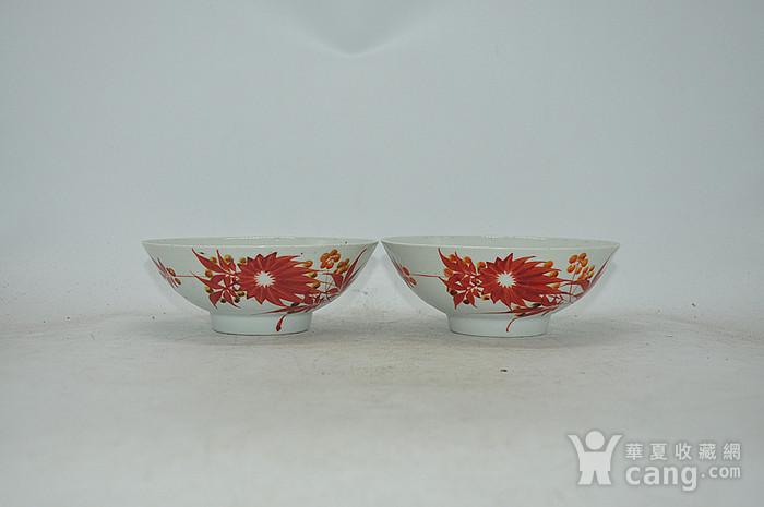 老瓷碗两个图1