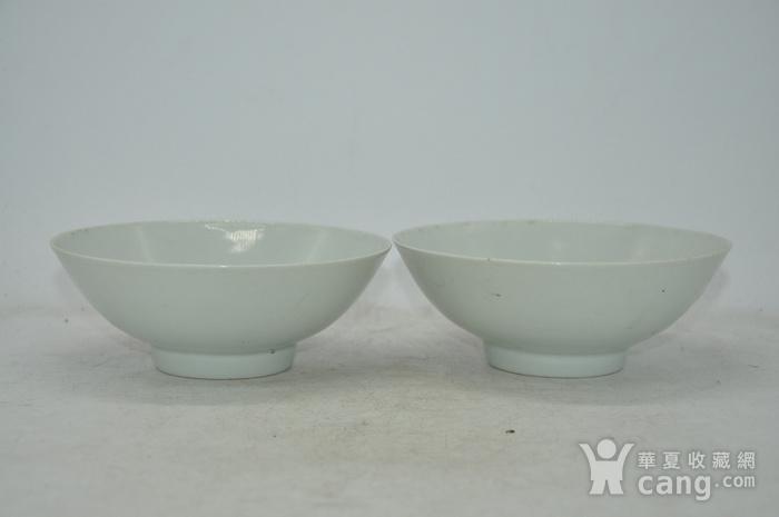 老瓷碗两个图2