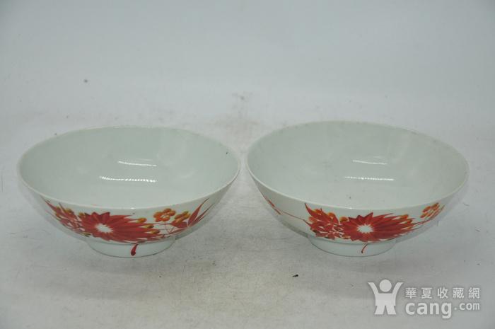 老瓷碗两个图5