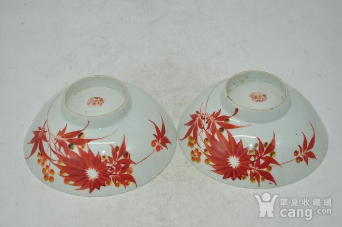 老瓷碗两个图4