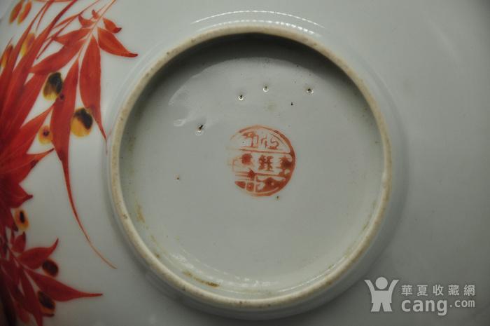 老瓷碗两个图10