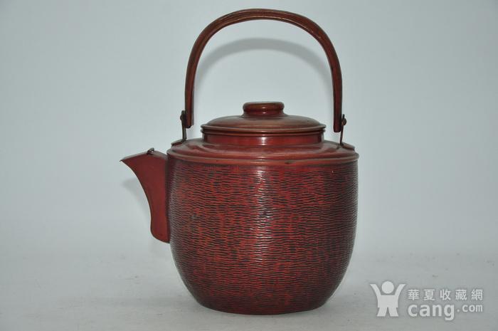日本铜壶图1