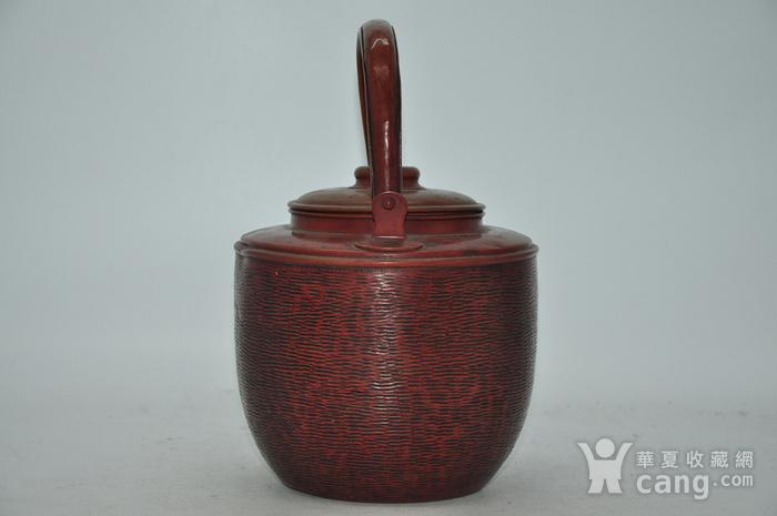 日本铜壶图3