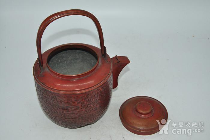 日本铜壶图9