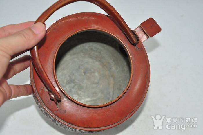 日本铜壶图10