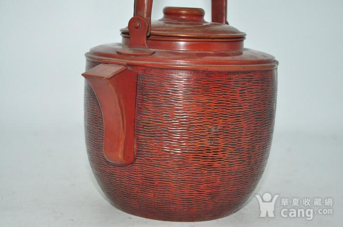 日本铜壶图4
