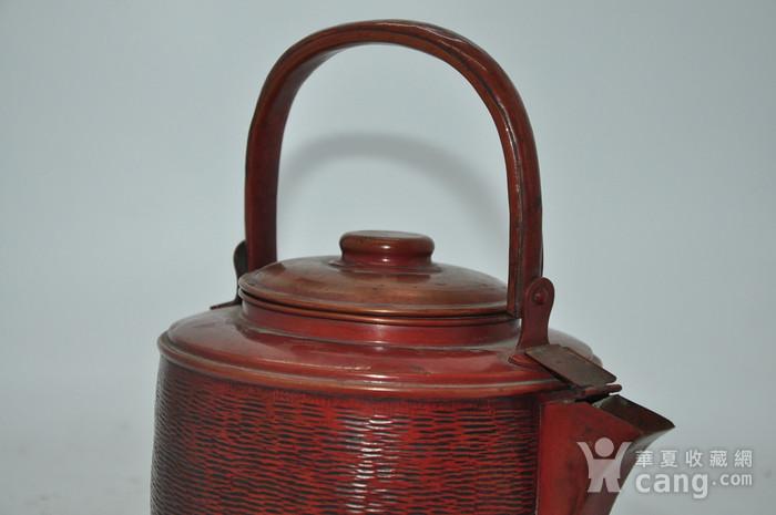 日本铜壶图5