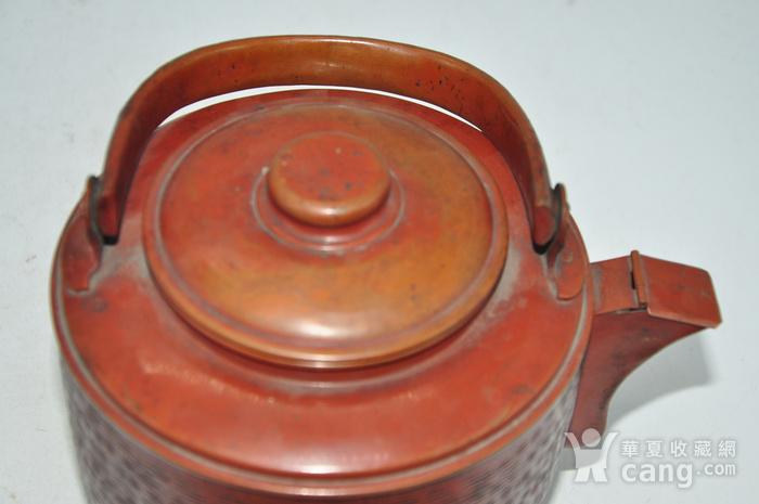 日本铜壶图7