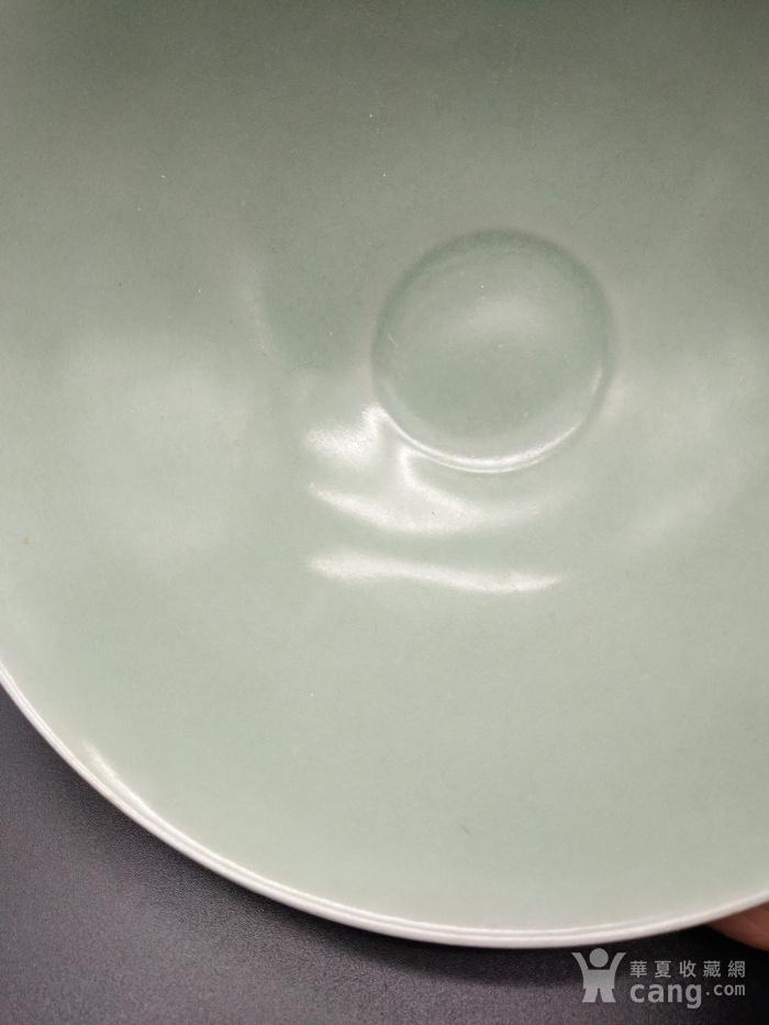 龙泉窑梅子青碗图7