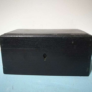 老红木首饰盒