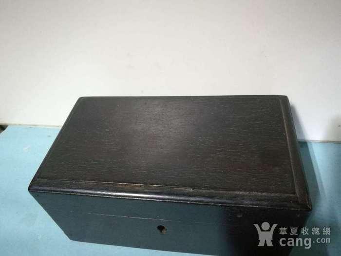 老红木首饰盒图2