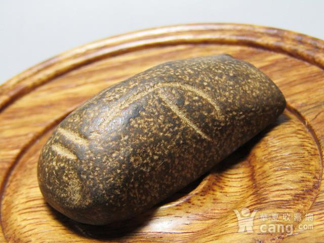 陨石 挂件 刀工古朴 包浆厚重图7