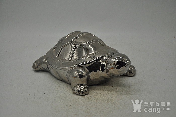 瓷塑龟图1