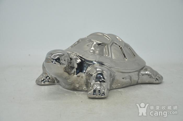 瓷塑龟图2