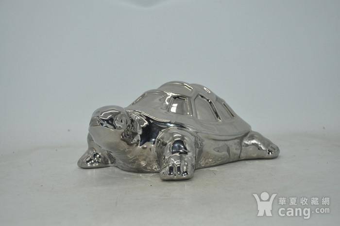 瓷塑龟图8