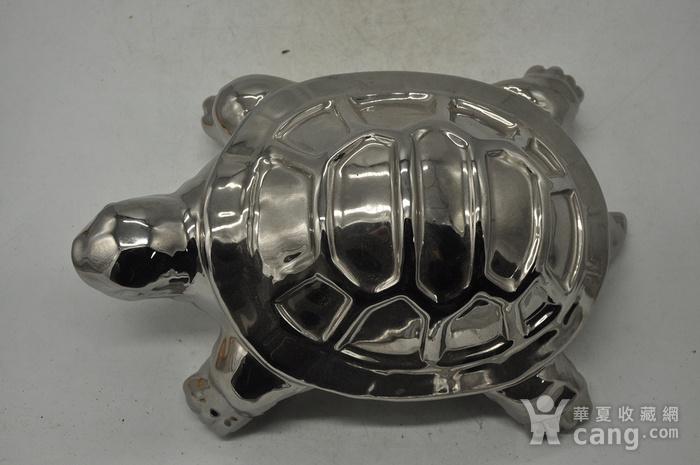 瓷塑龟图11