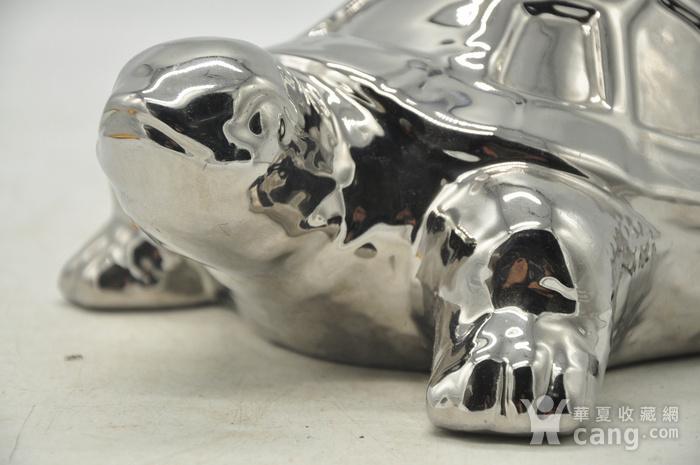瓷塑龟图9
