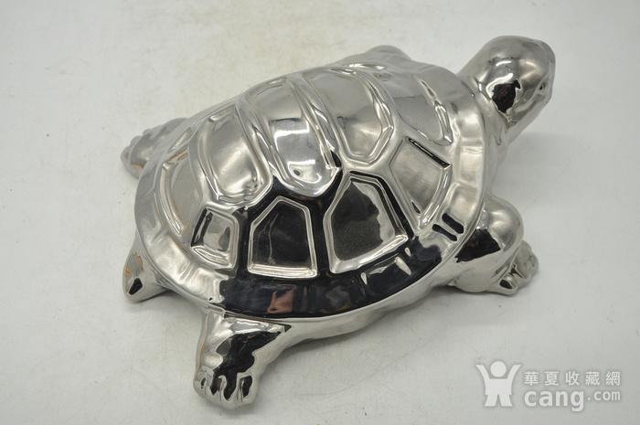 瓷塑龟图7