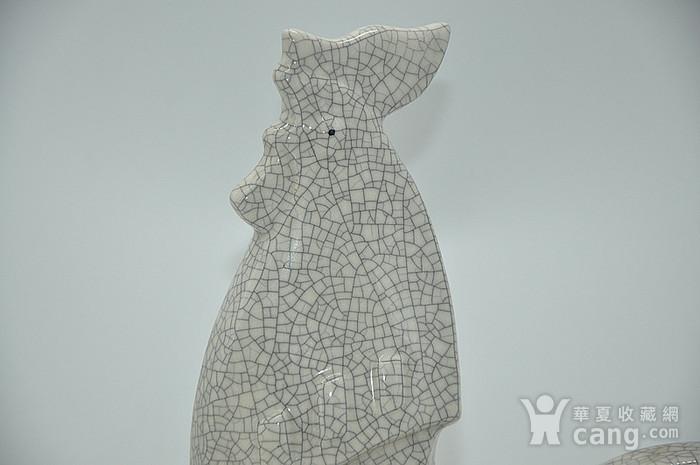 瓷塑公鸡图4