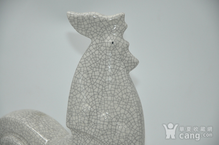 瓷塑公鸡图5