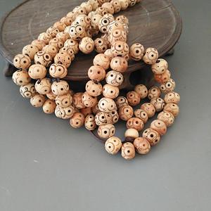 108粒老驼骨珠子