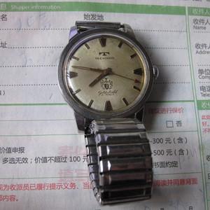 老手表。天科诺品牌。瑞士原装作品