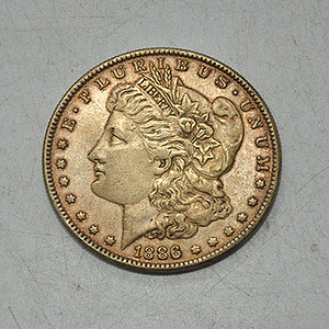 1886年国外纪念章