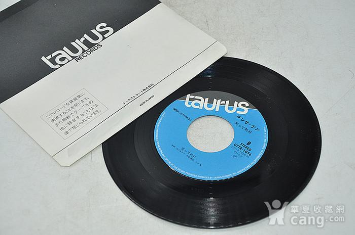邓丽君日语小盘唱片图6