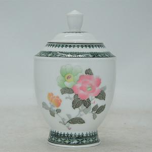 90年代群力醴陵瓷罐