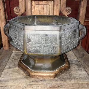 满功特大铜炉
