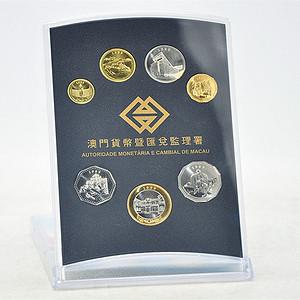 99澳门回归珍藏硬币纪念套装