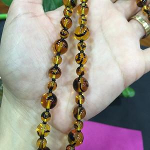 8144奥地利琉璃珠项链