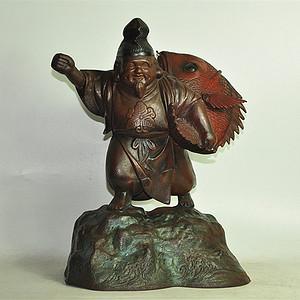 铸铁日本鱼神