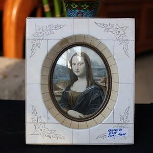 18世纪 达芬奇 蒙娜丽莎