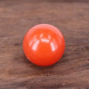 收藏级 9.2保山老料南红19mm珠