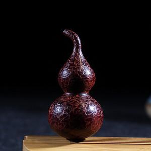 小叶紫檀高密老料 葫芦