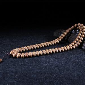 印度老山檀香1.0 108颗念珠