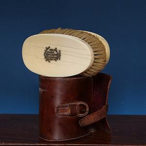 特殊材质 带*壳一套550.6g欧州回流厚重型毛刷