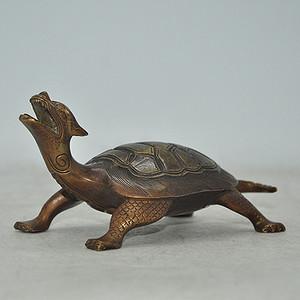 铸铜龟镇纸