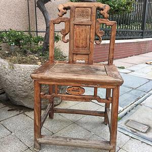 全榉木椅子一把