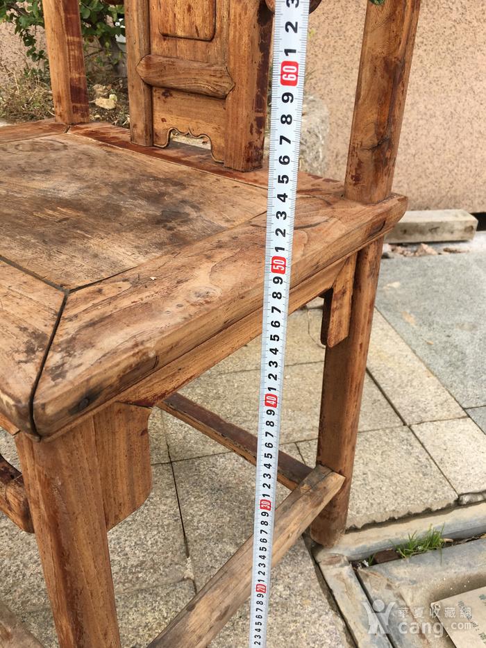 全榉木椅子一把图3