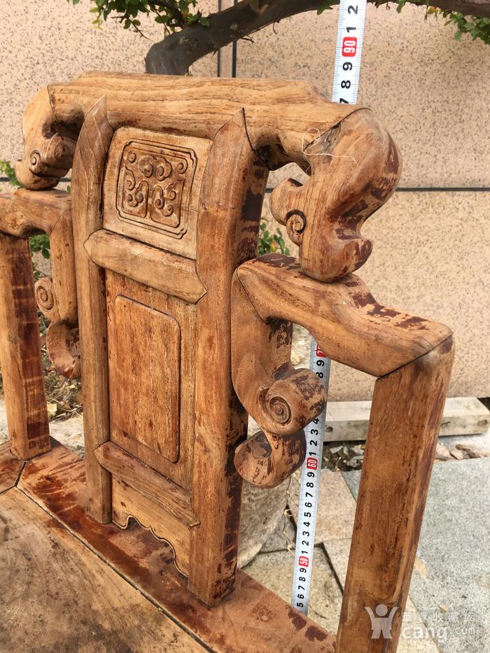 全榉木椅子一把图4