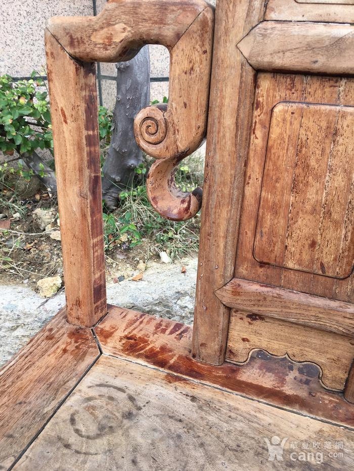 全榉木椅子一把图6